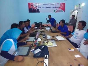Bimtek Pengelolaan Web Desa Hotel Putera Jaya2 19-20