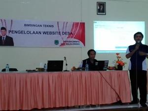 Bimtek Pengelolaan Web Desa Hotel Putera Jaya3 19-20